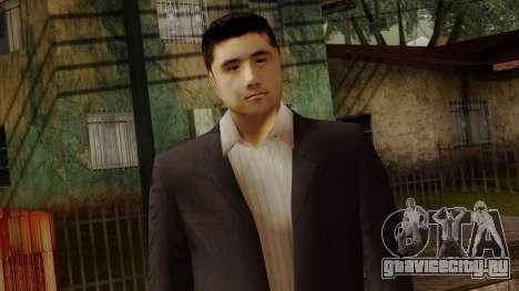 LCN Skin 5 для GTA San Andreas третий скриншот