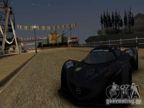 ENB Hans Realistic 1.0 для GTA San Andreas шестой скриншот
