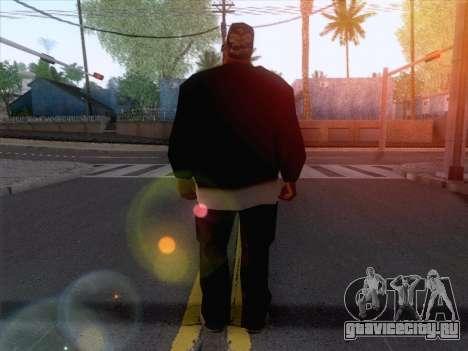 New Ballas Skin 1 для GTA San Andreas второй скриншот