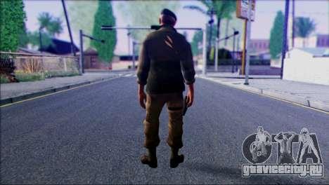 Left 4 Dead Survivor 4 для GTA San Andreas второй скриншот