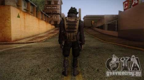 Modern Warfare 2 Skin 1 для GTA San Andreas второй скриншот