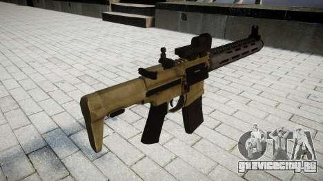 Штурмовая винтовка AAC Honey Badger для GTA 4 второй скриншот