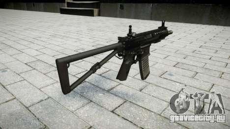 Пистолет-пулемёт KAC PDW для GTA 4 второй скриншот