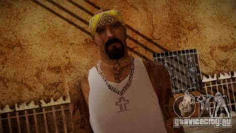 Fresno Buldogs 14 Skin 3 для GTA San Andreas третий скриншот