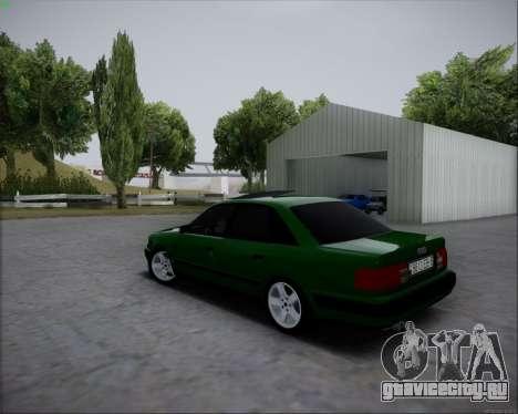 Audi 100 C4 1994 для GTA San Andreas вид слева