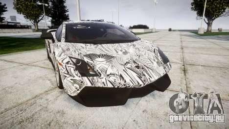 Lamborghini Gallardo LP570-4 Superleggera 2011 S для GTA 4