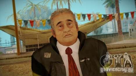 GTA 4 Emergency Ped 13 для GTA San Andreas третий скриншот