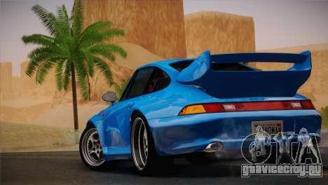 Porsche 911 GT2 (993) 1995 для GTA San Andreas вид справа