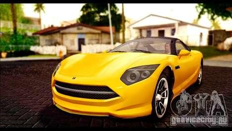 GTA 5 Hijak Khamelion для GTA San Andreas