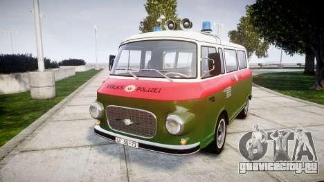 Barkas B1000 1961 Police для GTA 4