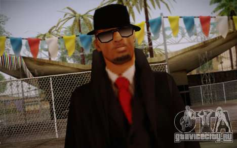 Ginos Ped 25 для GTA San Andreas третий скриншот
