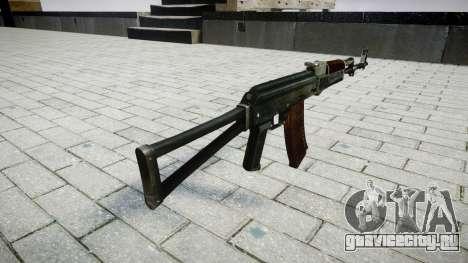 Автомат АК-74 для GTA 4 второй скриншот