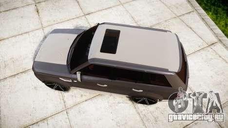 Range Rover Sport Kahn Tuning 2010 для GTA 4 вид справа