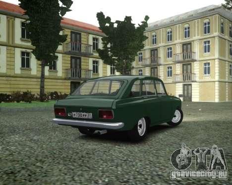 ИЖ 2125 Комби для GTA 4 вид слева