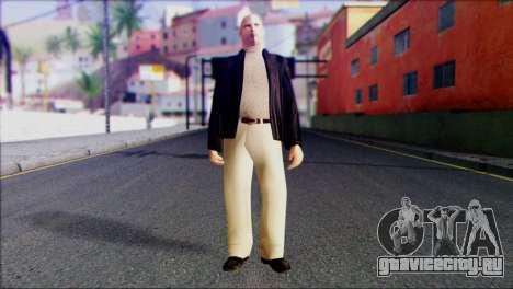 Russian Mafia Skin 1 для GTA San Andreas