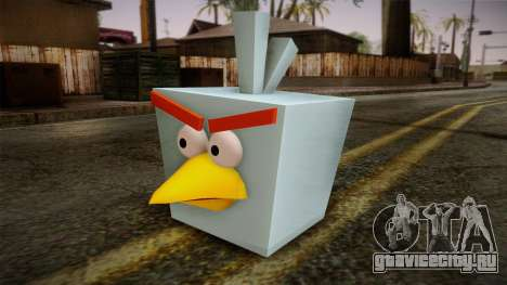 Ice Bird from Angry Birds для GTA San Andreas