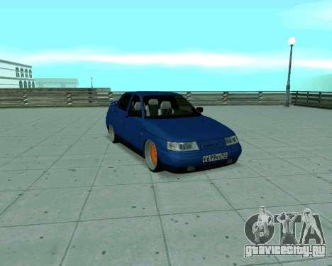 ВАЗ 2110 Такси для GTA San Andreas