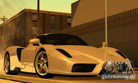 ENB Series для слабых ПК 2.0 для GTA San Andreas