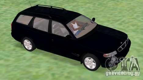 Daewoo Nubira I универсал CDX США, 1999 г. для GTA San Andreas вид слева