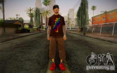Ginos Ped 22 для GTA San Andreas