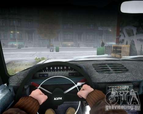 Москвич 412 для GTA 4 вид сзади слева