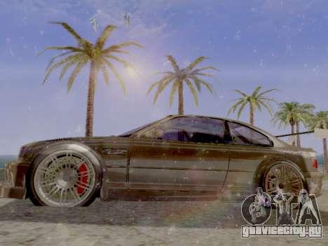 Jundo ENB Series V0.1 для слабых ПК для GTA San Andreas третий скриншот