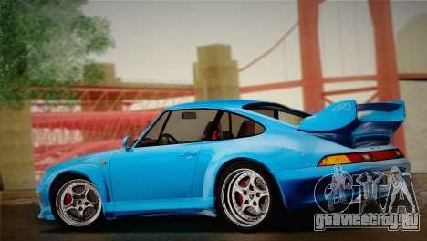 Porsche 911 GT2 (993) 1995 для GTA San Andreas вид сзади