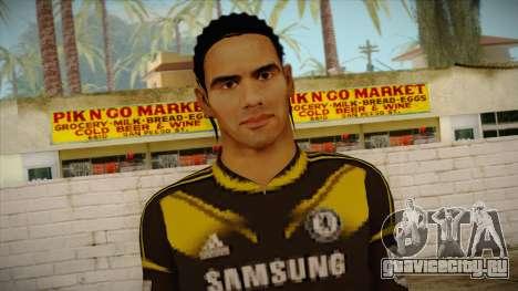 Footballer Skin 1 для GTA San Andreas третий скриншот