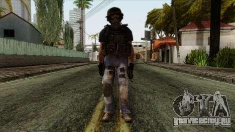 Modern Warfare 2 Skin 11 для GTA San Andreas