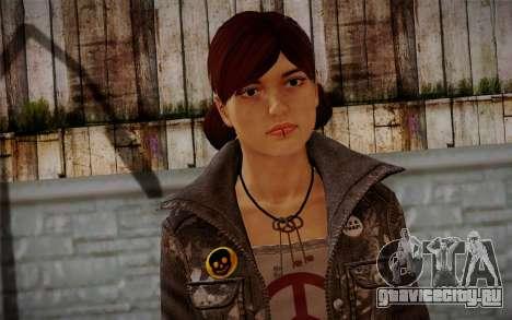 Murdered Soul Suspect Skin 1 для GTA San Andreas третий скриншот