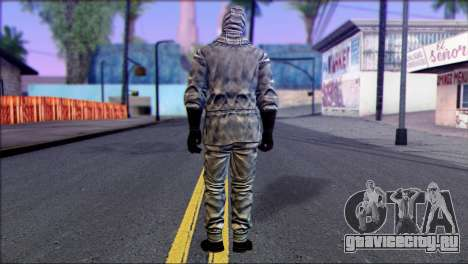 Outlast Skin 5 для GTA San Andreas второй скриншот