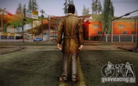 Harry Mason From SH: Shattered Memories для GTA San Andreas второй скриншот