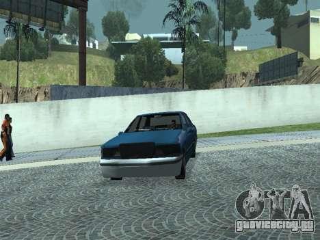 Beta Elegant для GTA San Andreas вид сзади