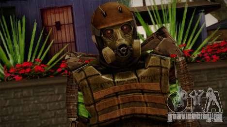 Army Exoskeleton для GTA San Andreas третий скриншот