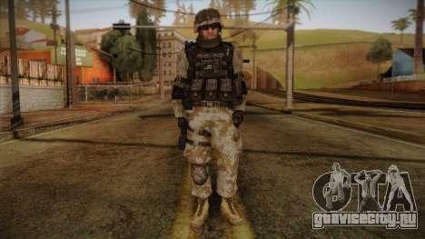 Army Skin 1 для GTA San Andreas
