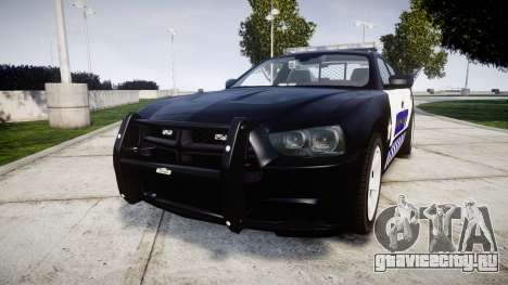 Dodge Charger RT 2014 Sheriff [ELS] для GTA 4