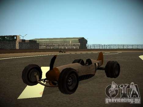 Rustler Стержень Бета для GTA San Andreas
