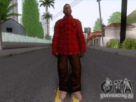 New Fam Skin 1 для GTA San Andreas