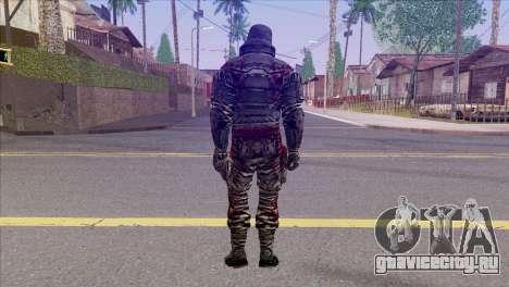 Outlast Skin 6 для GTA San Andreas второй скриншот