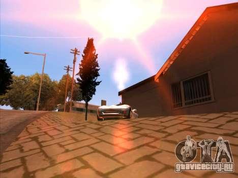 Sunset ENB для GTA San Andreas четвёртый скриншот