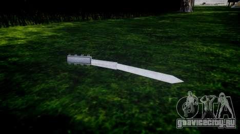Hidden Blade для GTA 4 второй скриншот