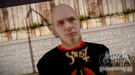 Phil Anselmo Skin для GTA San Andreas третий скриншот