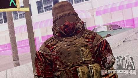 Outlast Skin 6 для GTA San Andreas третий скриншот