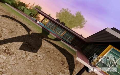 Krevetka Graphics v1.0 для GTA San Andreas четвёртый скриншот