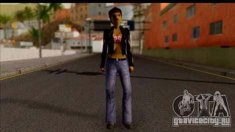 GTA San Andreas Beta Skin 2 для GTA San Andreas