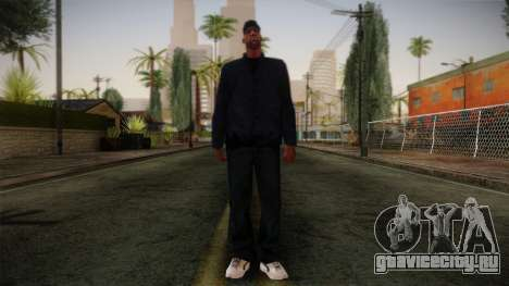 GTA San Andreas Beta Skin 15 для GTA San Andreas