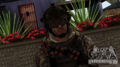 Modern Warfare 2 Skin 8 для GTA San Andreas третий скриншот