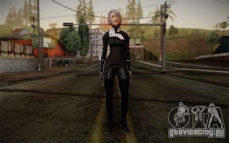 Karin Chakwas from Mass Effect для GTA San Andreas