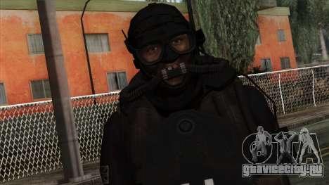 Modern Warfare 2 Skin 9 для GTA San Andreas третий скриншот
