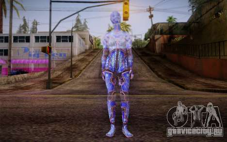Avina from Mass Effect для GTA San Andreas